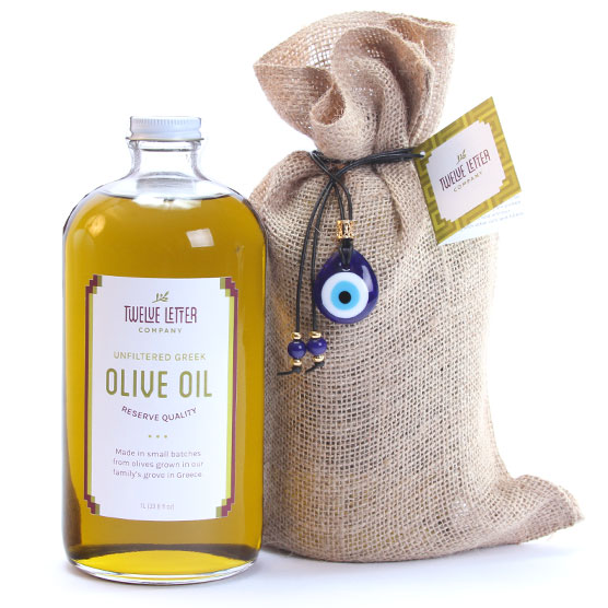 Artisan Greek Olive Oil